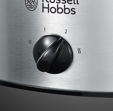 manopola selettore temperatura slow cooker