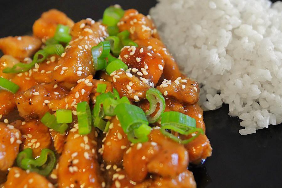 Bocconcini di pollo cinese - Ricette Slow Cooker