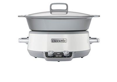 Crock-Pot DuraDeramic 6l