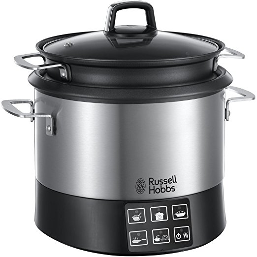 Quale Slow Cooker acquistare - Russell Hobbs 23130-56 Multi Cooker
