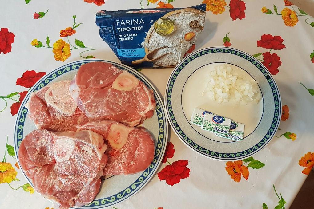 Ossobuco di vitello - Ricette Slow Cooker