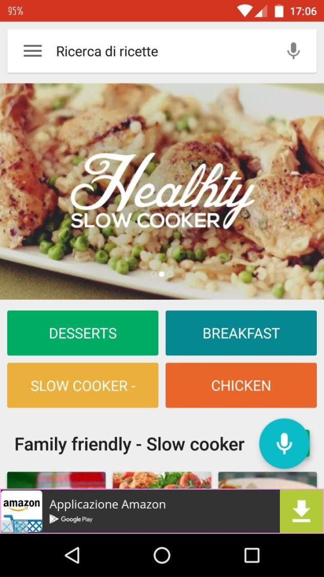 app crockpot ricette