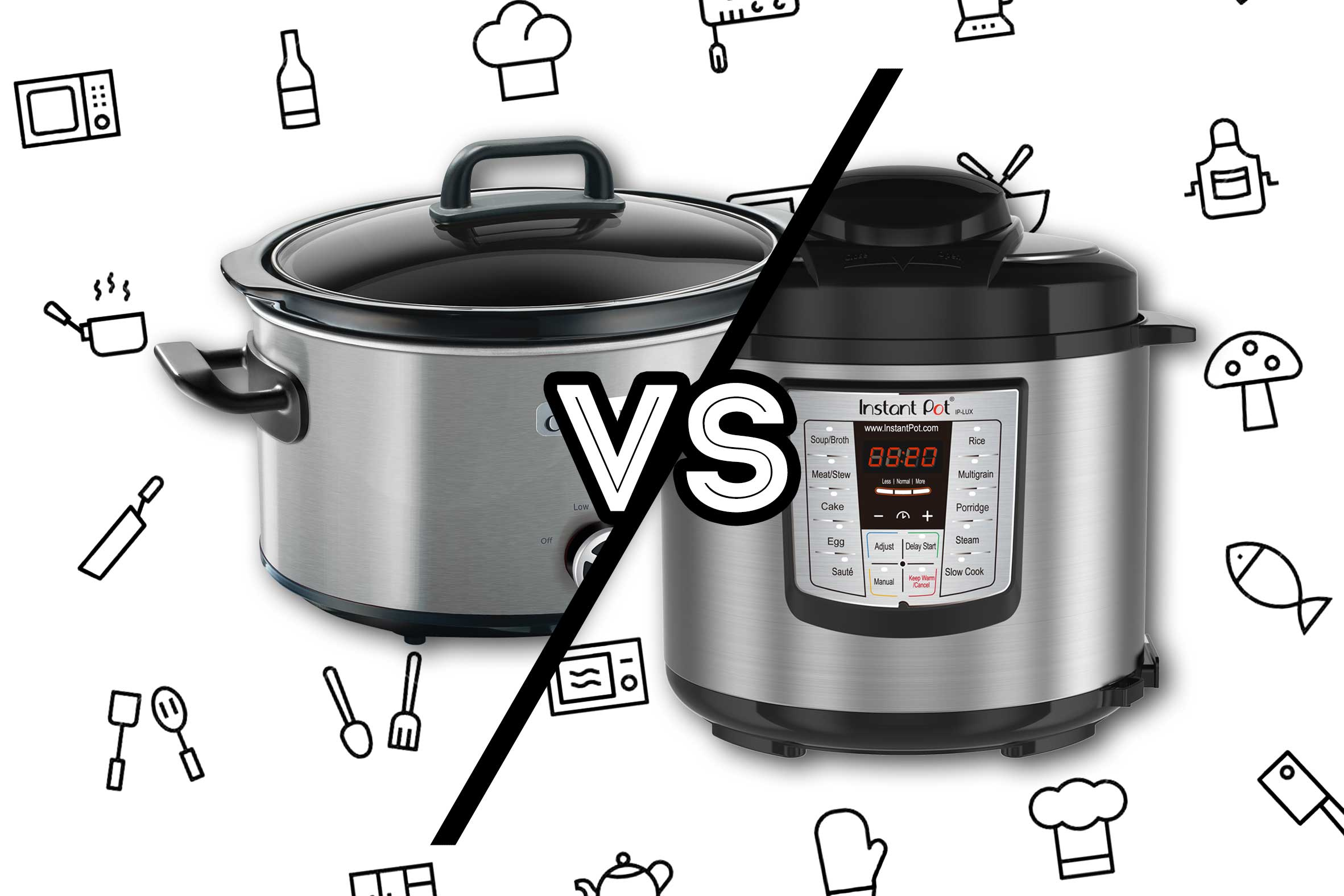 Slow Cooker vs Multicooker: pro e contro