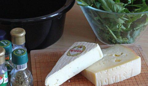 Ingredienti per Crema di formaggio e spinaci Slow Cooker
