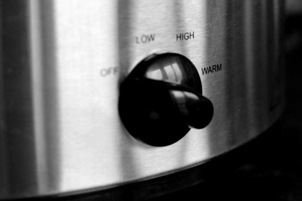 Temperature Low e High nella Slow Cooker