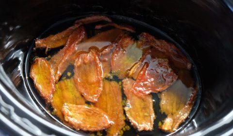 Filetti di pomodoro confit cotti nella Slow Cooker
