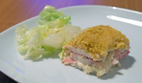Cordon bleu cotti in Slow Cooker