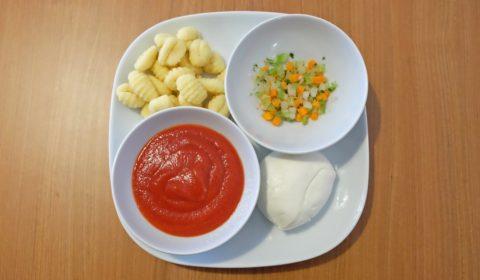 Ingredienti per gnocchi alla sorrentina Slow Cooker