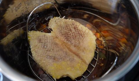 petto d'anatra nella Slow Cooker