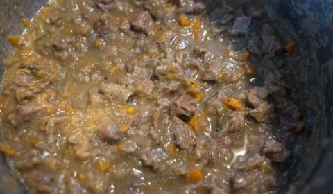 La Genovese nella Slow Cooker a fine cottura