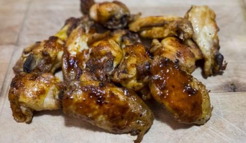 Alette di pollo Slow Cooker