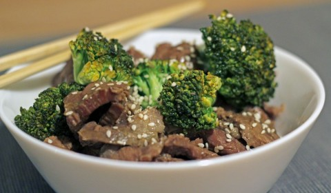 Manzo e broccoli Slow Cooker