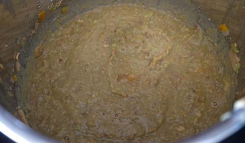 Crema di fave nella Slow Cooker