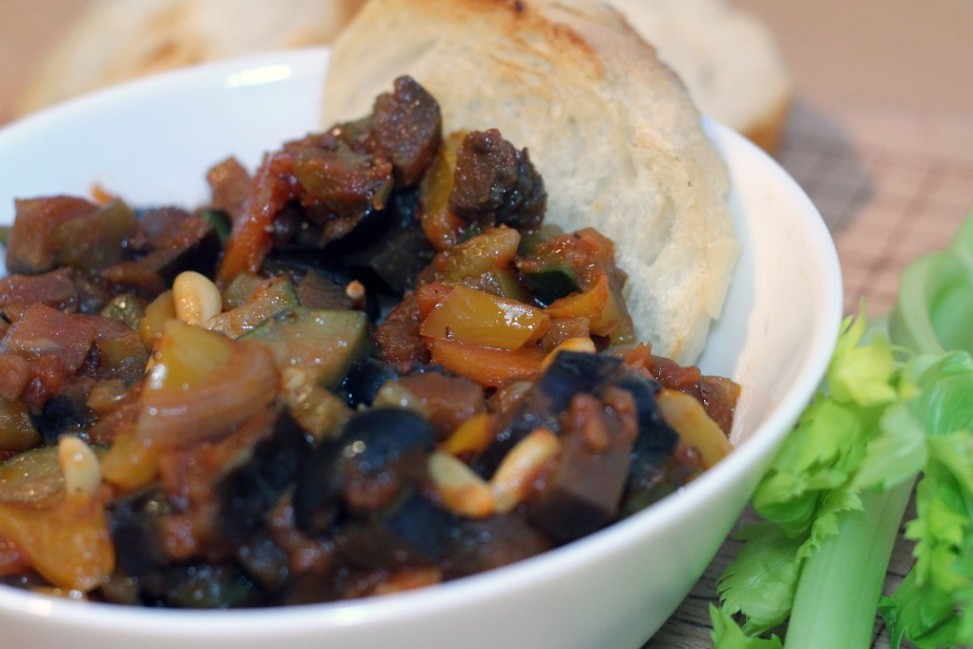 Caponata Slow Cooker