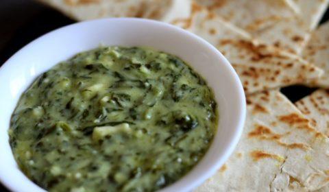 Crema di formaggio e spinaci Slow Cooker