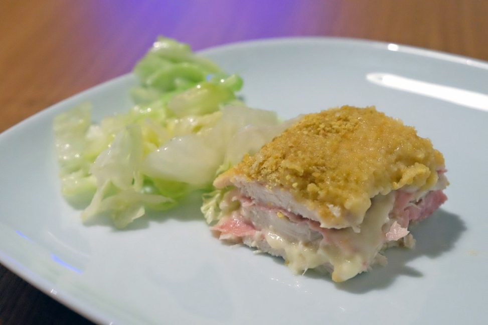 Cordon bleu cotti in Slow Cooker