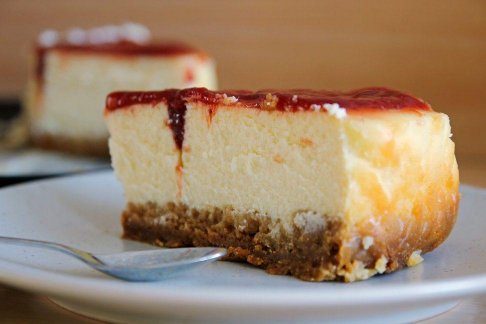 Cheesecake cotto nella Slow Cooker