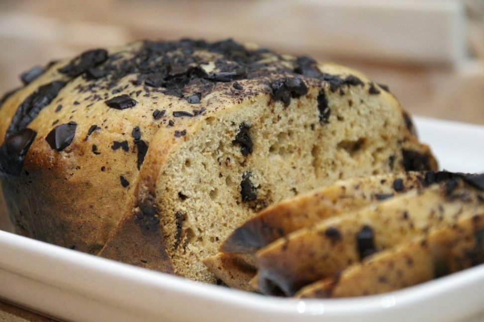 Banana bread al cioccolato cotto in Slow Cooker