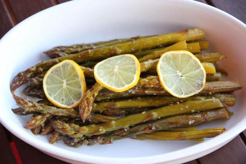 Ricetta asparagi all'agro cotti in Slow Cooker